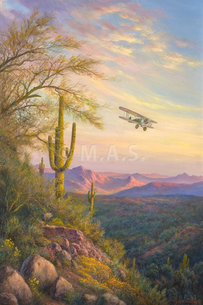 Douglas & Lilly Miley – Oil Painters
