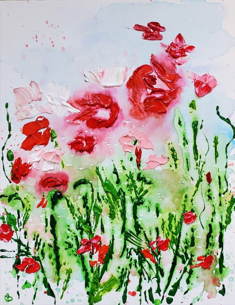 Cereese Steele – Painter